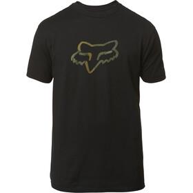 Fox Legacy Foxhead Kurzarm T-Shirt Herren schwarz